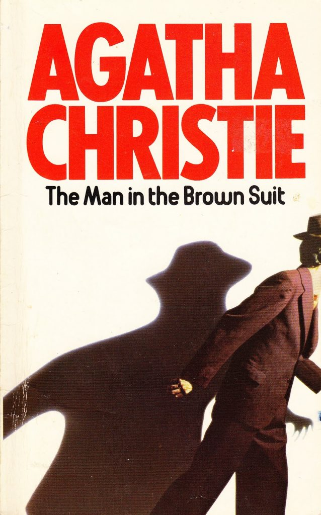 Рецензия на детектив Агата Кристи «Человек в коричневом костюме»