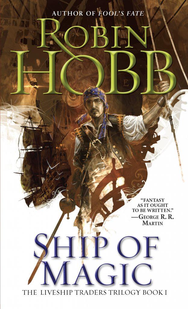 Рецензия на книгу Робин Хобб «Волшебный корабль»