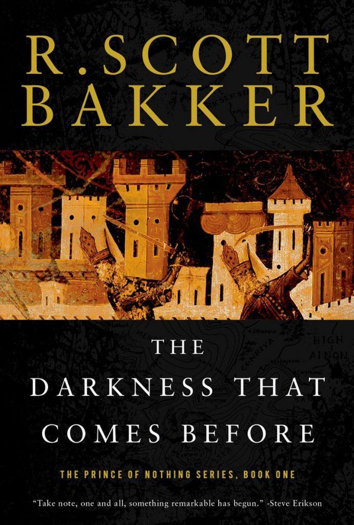 Краткое содержание романа Р. Скотт Бэккера «Слуги Тёмного Властелина»