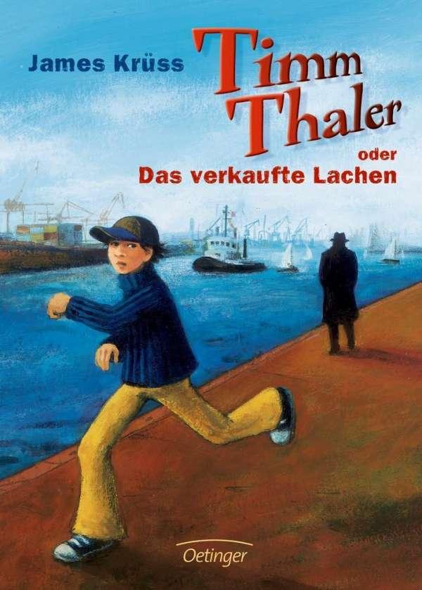 Короткое содержание сказки Джеймса Крюса «Тим Талер, или проданный смех»