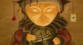 Краткое содержание произведения Виктора Пелевина «Бубен Верхнего мира»