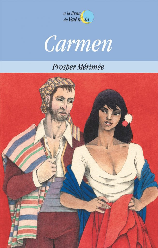 Рецензия на новеллу «Кармен» Проспера Мериме