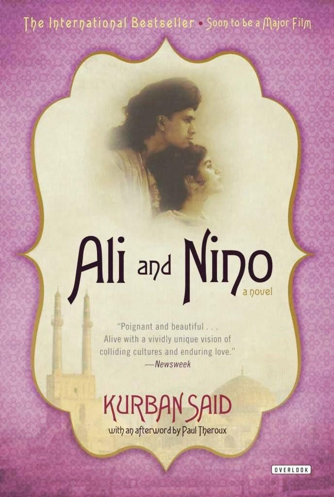 Рецензия на роман «Али и Нино» Саид Курбан