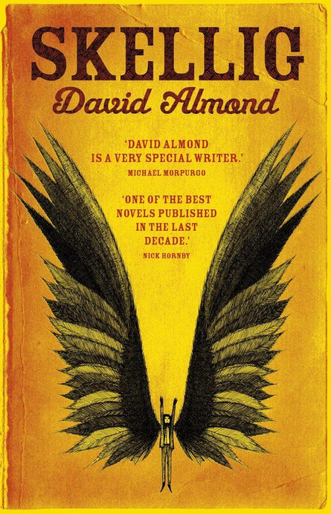 Рецензия на фантастику Дэвида Алмонда «Скеллиг»
