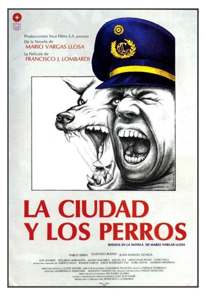 Рецензия на произведение Марио Варгас Льоса «Город и псы»