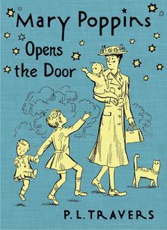 Korotkoe soderjanie Pamela Trevers «Meri Poppins otkrivaet dver»