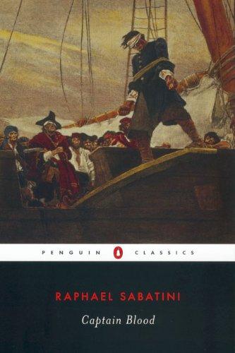 Kratkoe soderjanie Rafael Sabatini «Odisseya kapitana Blada»
