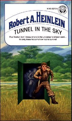 Kratkoe soderjanie Robert Hainlain «Tonnel v nebe»