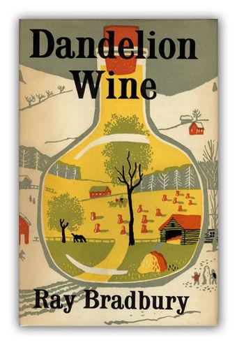 Kratkoe soderjanie Rei Bredberi «Vino iz oduvanchikov»