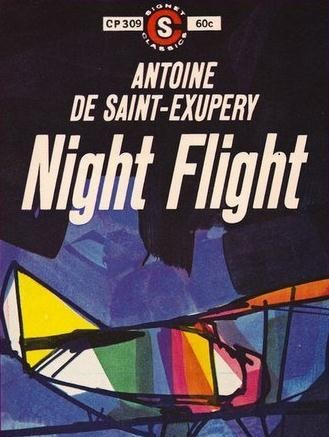 Korotkoe soderjanie Antuan de Sent_Ekzyuperi «Nochnoi polet»