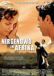 Korotkoe soderjanie Stefani Cveig «Nigde v Afrike»