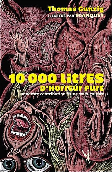 Kratkoe soderjanie Tomas Guncig «10000 litrov chistogo ujasa»