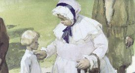 Korotkoe soderjanie Sergei Alekseev «Istoriya krepostnogo malchika»