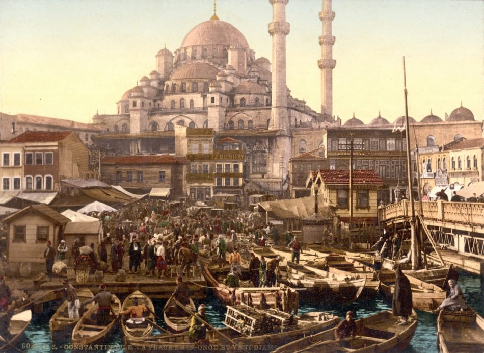 современная турецкая литература