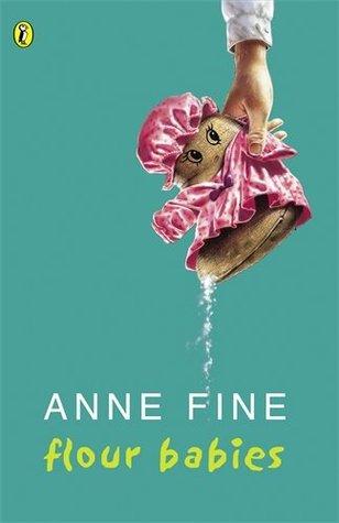 книги для подростков — Энн Файн «Мучные младенцы»