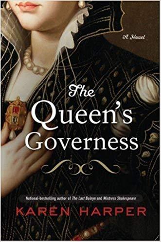 Карен Харпер «Королева» о чем книга?
