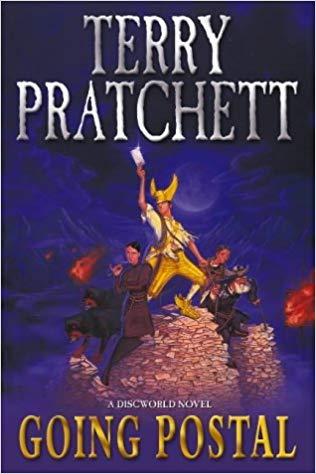 Терри Пратчетт «Опочтарение» короткое содержание книги