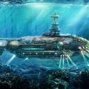 Жюль Верн «Двадцать тысяч лье под водой» читать онлайн