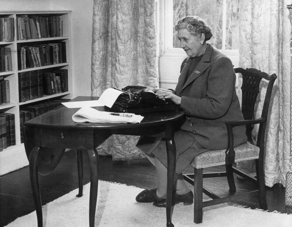 Джаред Кейд «Агата Кристи. 11 дней отсутствия» — биография Агаты Кристи