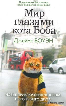 Джеймс Боуэн «Мир глазами кота Боба» аудиокнига онлайн бесплатно