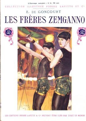 Эдмон де Гонкур «Братья Земганно» читать онлайн, слушать аудиокнигу