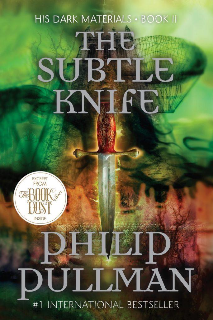 Пулман Филип «Чудесный нож»аудиокнига онлайн бесплатно