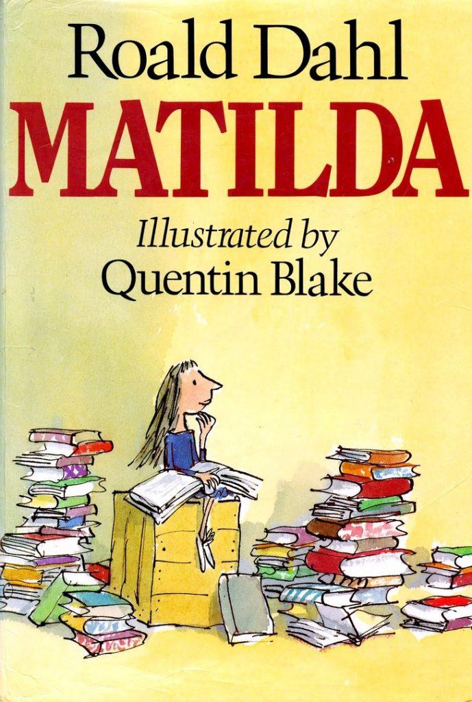 Роальд Даль «Матильда» — прекрасная книга для ребенка