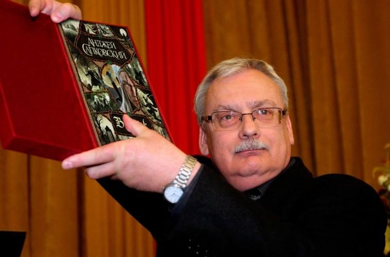 Сапковски Анджей — слушать книги автора онлайн