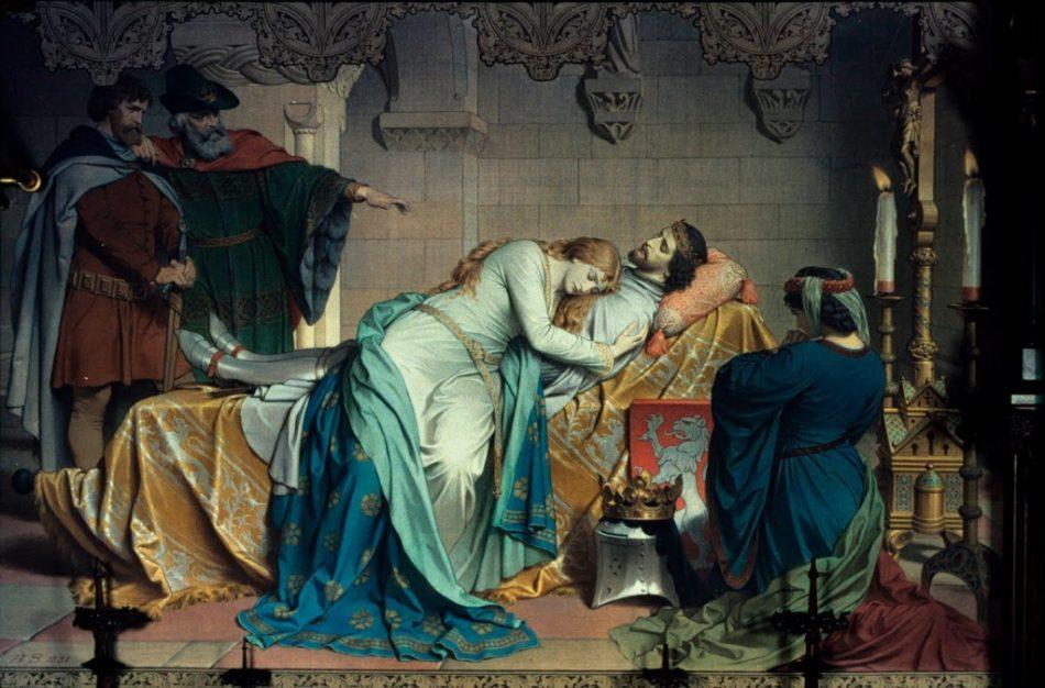 Бедье Жозеф «Тристан и Изольда» читать онлайн