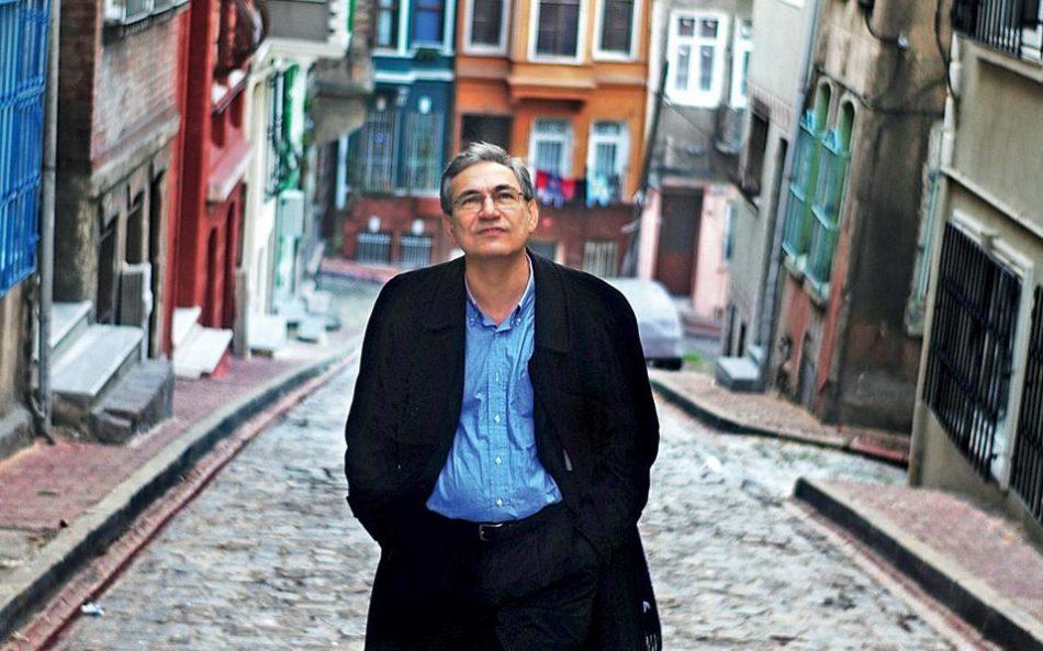 Орхан Памук «Биография Стамбула» читать онлайн