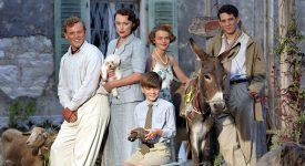 Джеральд Даррелл «Моя семья и другие звери» аудиокнига онлайн