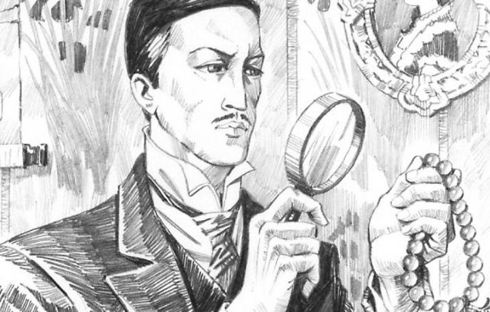 Персонаж, созданный Борисом Акуниным — Эраст Петрович Фандорин