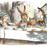 Льюис Кэрролл «Алиса в Стране Чудес» читать онлайн книгу