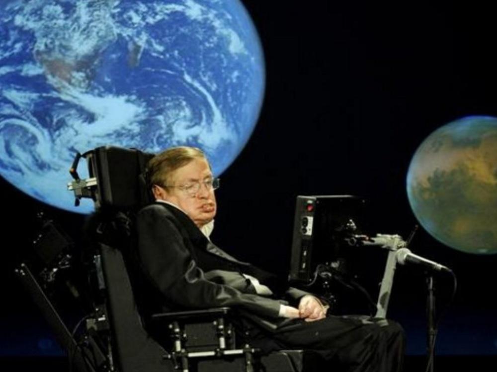 Китти Фергюсон «Стивен Хокинг: жизнь и наука» читать