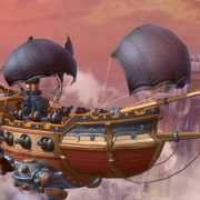Пол Стюарт «Воздушные пираты» читать онлайн