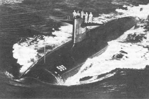тайны катастроф подводных лодок