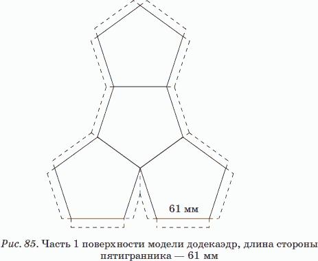 Объемные фигуры на бумаге своими руками схемы шаблоны