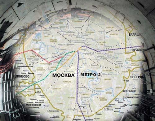 Ужасы московских подземелий 24 фотография
