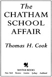 Читать книгу The Chatham School Affair