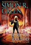 Читать книгу The Bride Wore Black Leather